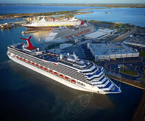 shuttle from Tampa to port Canaveral cruise ships