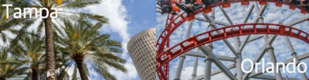 Tampa to Orlando Shuttle Service