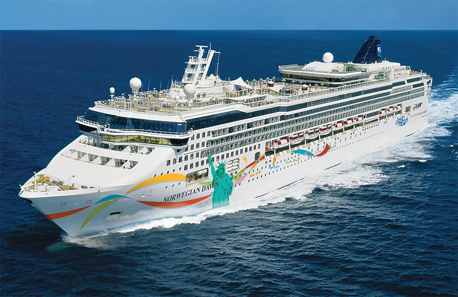 Norwegian cruise ship shuttle service in Tampa
