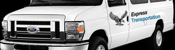 Tampa Passenger Vans Service
